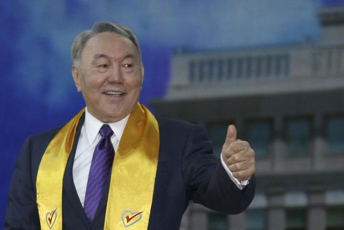 Kazakhstan president reelected for fifth term