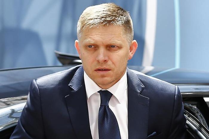 Slovakia's Prime Minister Robert Fico (Reuters)
